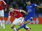 foxes s'inclinent contre Manchest United