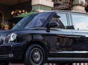 Accessibilité taxi électrique londonien bientôt Paris