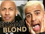 Après Messi, Pogba co... Neymar passe blond