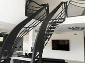 Escalier design Graphique