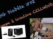 VLOG Diabète Pompe insuline Cellnovo