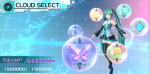 Hatsune Miku Project Diva entame partition Vita