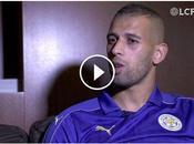 VIDÉO. Islam Slimani parle signature Leicester City