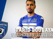 Officiel Farid Boulaya s'engage avec Bastia