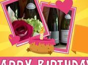 Repas d'anniversaire, vins rouges plat dessert Clos Maréchale, Lynch Bages Coursodon