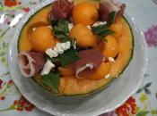 Melon Jambon Pays Feta