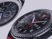 2016 Samsung dévoile nouvelle montre connectée, Gear