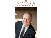 L'entrée fonction nouveau directeur général l'Opéra Montréal Carmina Burana ouverture saison l'Orchestre symphonique