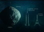 sonde OSIRIS-Rex route vers l'astéroïde Bennu