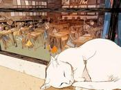 chat d'Enoshima Nemiri Slocome belle fable japonaise