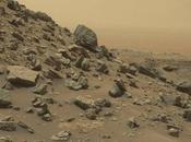 Curiosity superbes images d'un paysage évoquant West