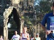 Semi-Marathon d'Angkor Elodie soutient Foyer Lataste
