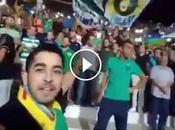 VIDEO. supporters chantent pays Kabylie