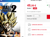 Plan Dragon Ball Xenoverse 49.99€