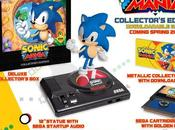 édition collector pour Sonic Mania