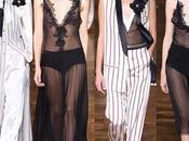 Paris Fashion Week 2017 défilé Lanvin...