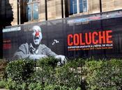 Paris exposition Coluche l'Hôtel Ville