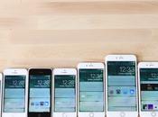 [Vidéo] Comparatif générations d'iPhone