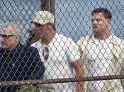 Ashecliffe premières photos Leonardo DiCaprio