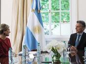 Coopération internationale l'Argentine reçoit reine Máxima [Actu]