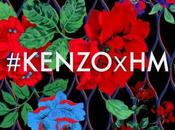 look book collection Kenzo pour H&M...