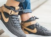 Nike WMNS FORCE LEATHER PREMIUM