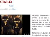 peste brune dans rues #Bordeaux. Juppé fait rien… @InfosBordeaux #antifas