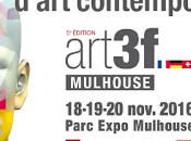 art3f Mulhouse accueille l'art contemporain fête