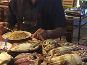 novembre 2016: Udonthani, Restaurant «Billionaire Seafood Buffet»