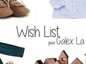 Galex interview Wish list programme!