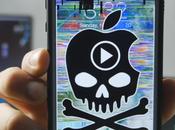 vidéo fait planter votre iPhone secondes