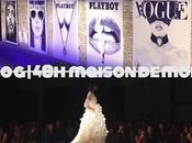 Vlog: maison mode, défilé