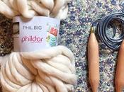 [DIY] coussin tricoté avec Phil