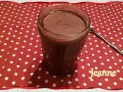 Pâte tartiner chocolat type Nutella avec sans thermomix