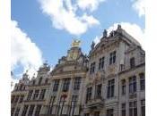 Promenade dans centre-ville Bruxelles