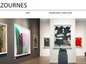 Galerie Diane Polignac Chazournes- Laurence Amelie Ubaldo Franceschini depuis Décembre 2016
