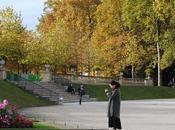 Paris (28/11) jardins Luxembourg
