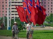 vélo, Corée Nord