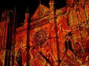 Polychromies Cathédrale Poitiers