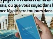 Innovant 1ère appli mobile pour annonces légales