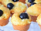 Mini muffin salé Jambon/Fromage