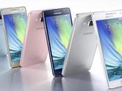 Samsung dévoile nouveaux Galaxie