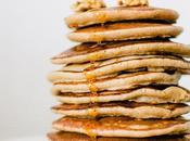 Pancakes farine d'orge mondé