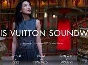 LOUIS VUITTON SOUNDWALK Mood audio guide MP3...