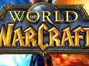 World Warcraft plus moins d'un environnement virtuel part