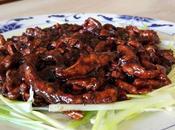Jing jiang rousi 京酱肉絲
