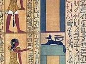 """""""Le pilier mère"""", divinité soutenant voute céleste, Iounmoutef (1)... Égypte ancienne"""