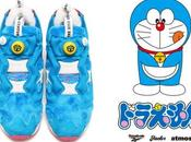 Packer Shoes Atmos Reebok Insta Pump Fury Doraemon