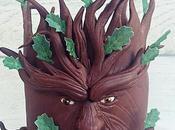 TREE TIME (gâteau monstrueux #Monster challenge)