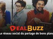 DealBuzz, réseau social partage bons plans
